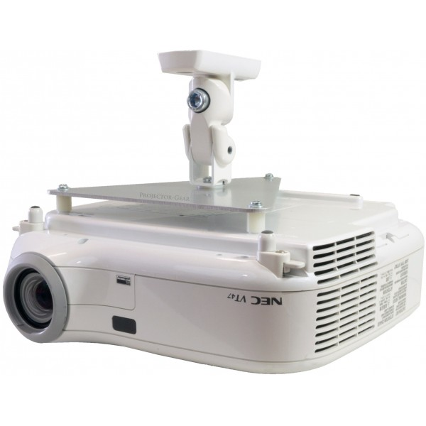 5-Inch Extension PCMD Projector Ceiling Mount Compatible with Infocus IN112v IN112xa IN112xv IN114v IN114xa LLC